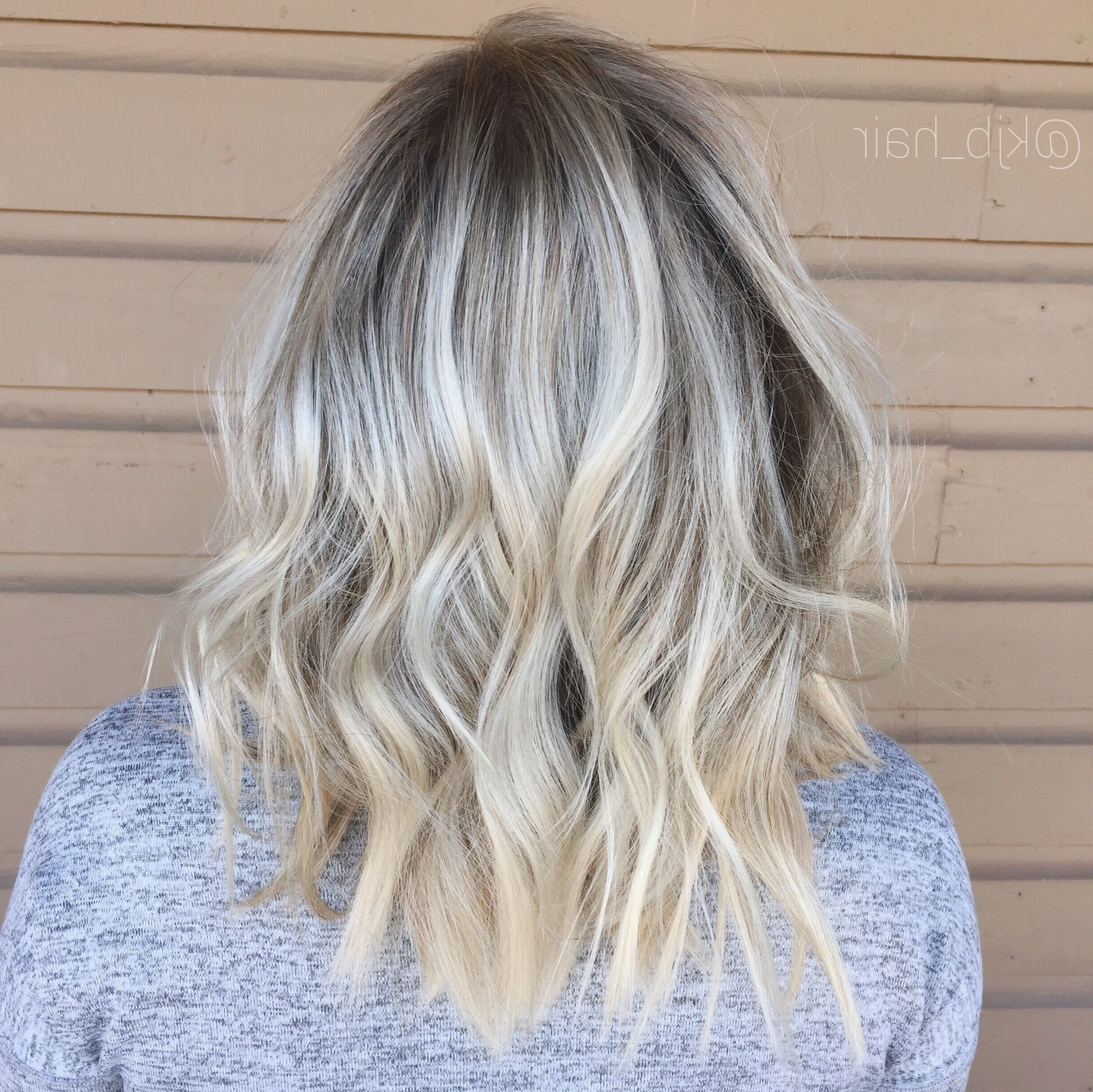 Most Current Ice Blonde Lob Hairstyles For Ice Blonde Lob. Short Blonde (View 10 of 20)