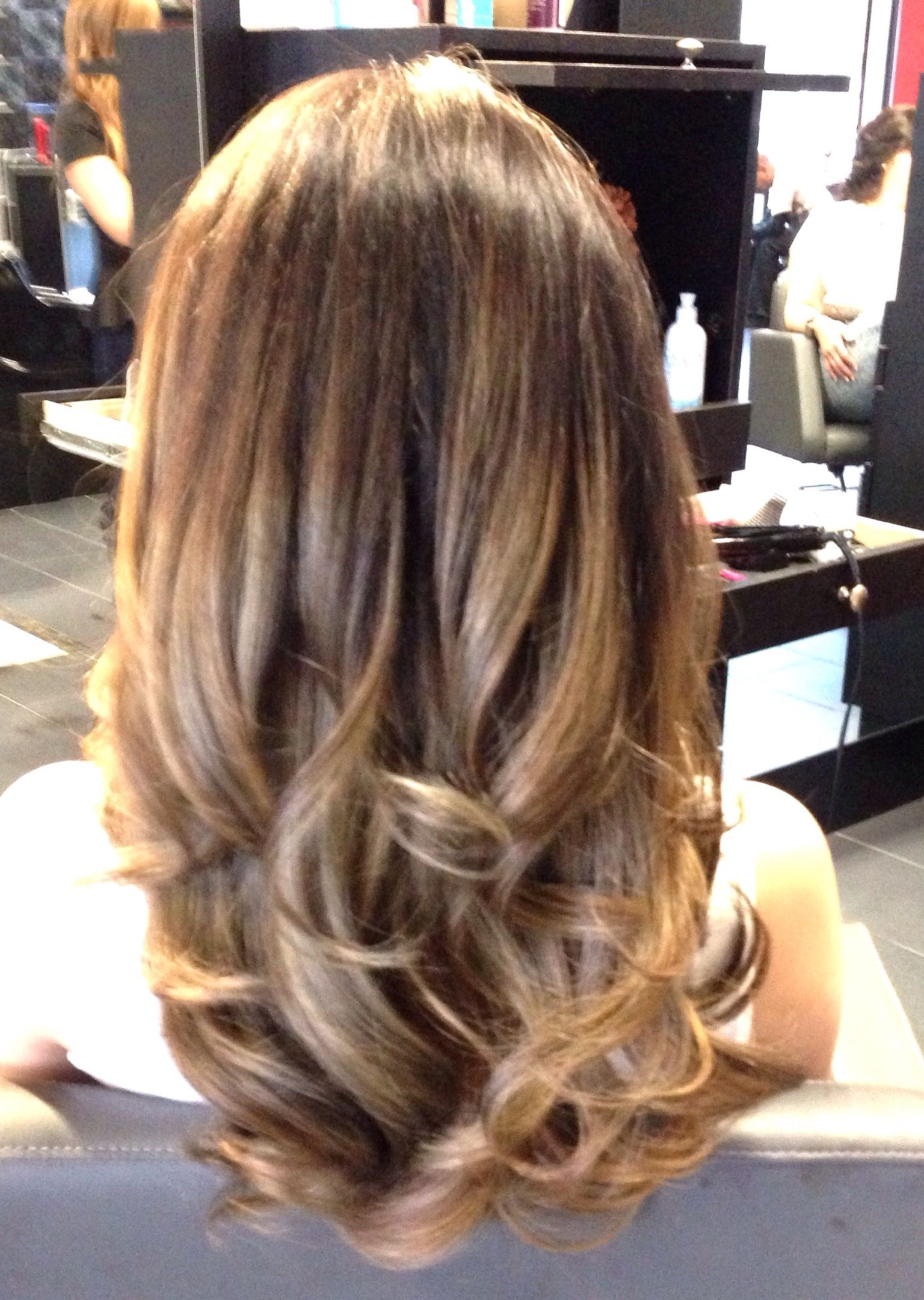 Most Current Maple Bronde Hairstyles With Highlights Intended For Caramel Brown Hair With Honey Blonde Highlights (View 11 of 20)