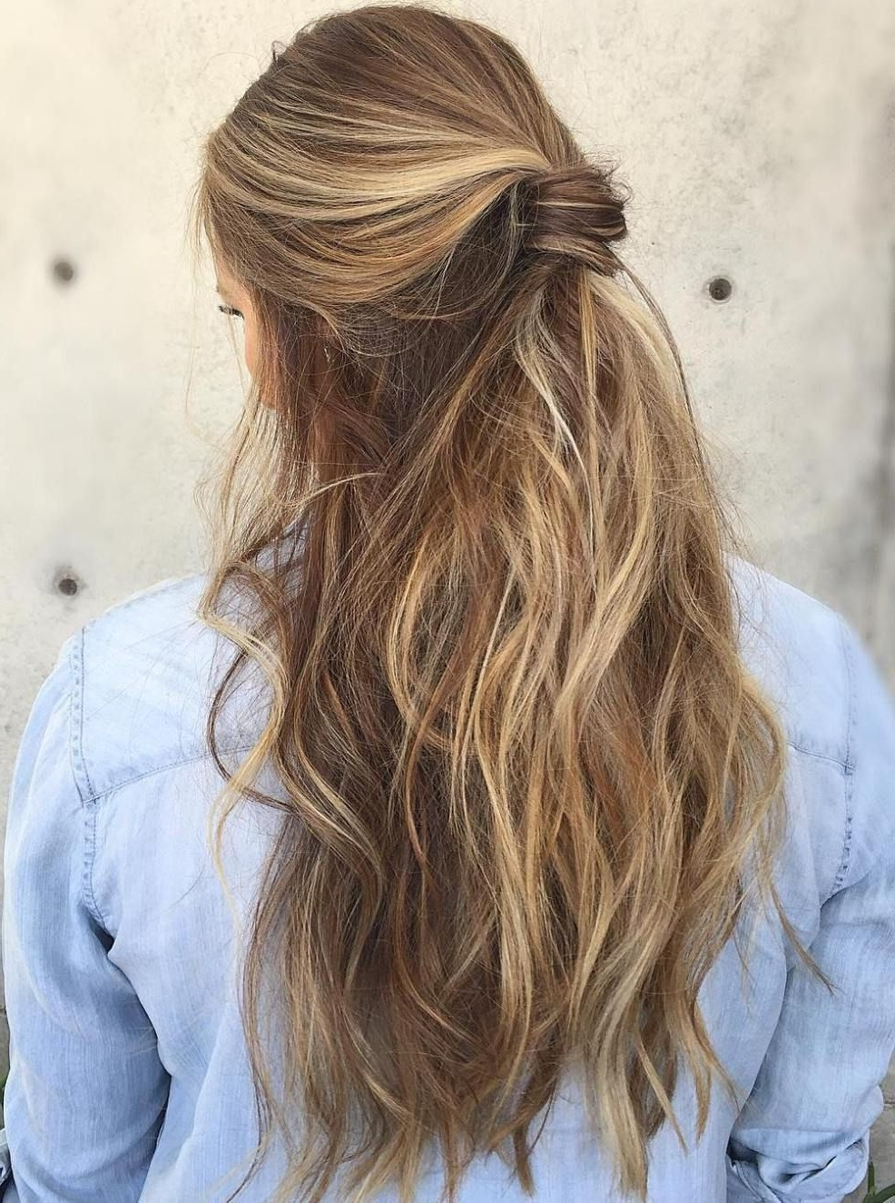 Most Current Ponytail Hairstyles For Fine Hair Intended For The 20 Most Alluring Ponytail Hairstyles (View 12 of 20)