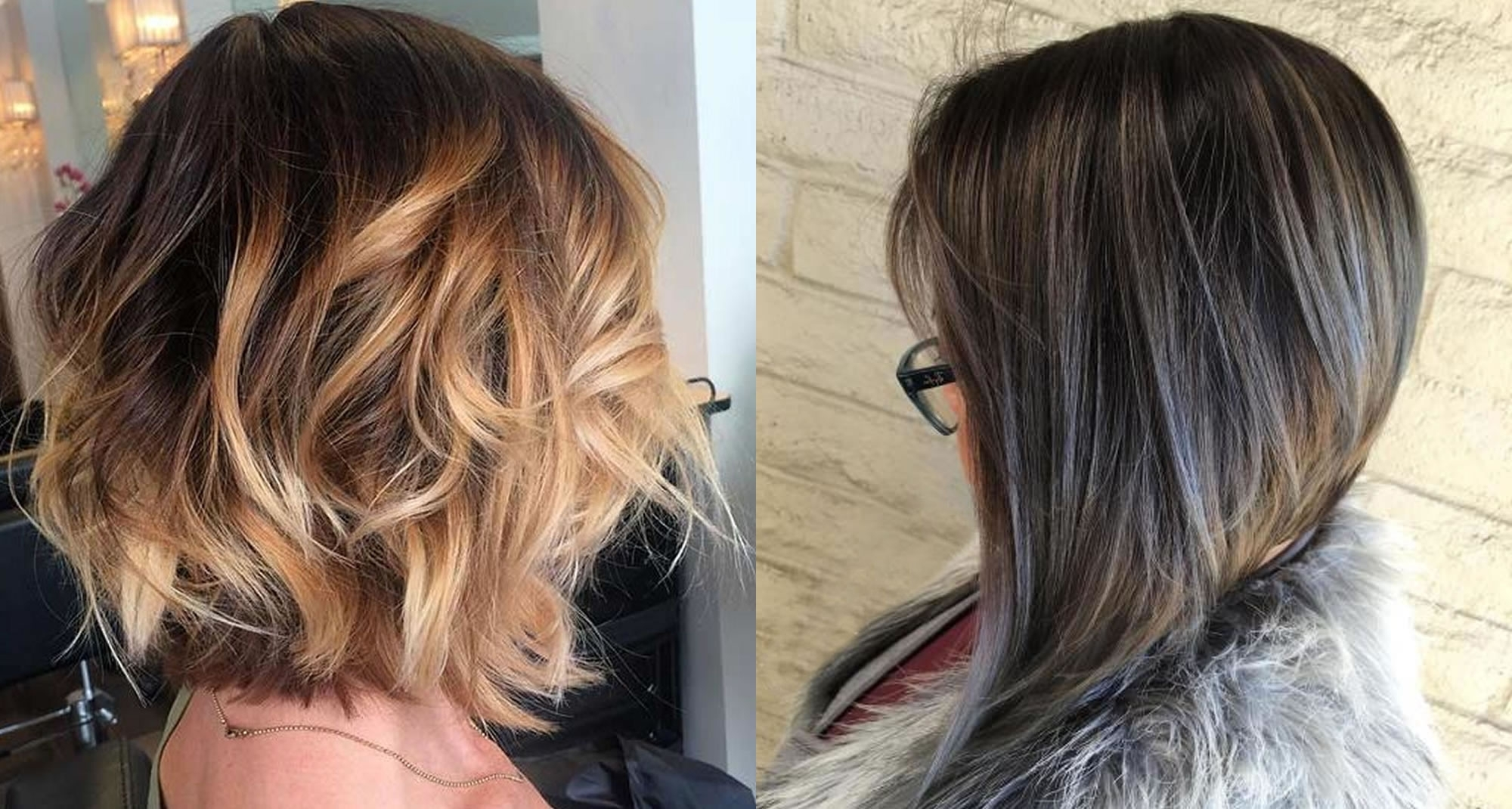Most Current Shaggy Pixie Hairstyles With Balayage Highlights Regarding The Best 50 Balayage Bob Hairstyles (short+long) & Highlights – Page (View 7 of 20)