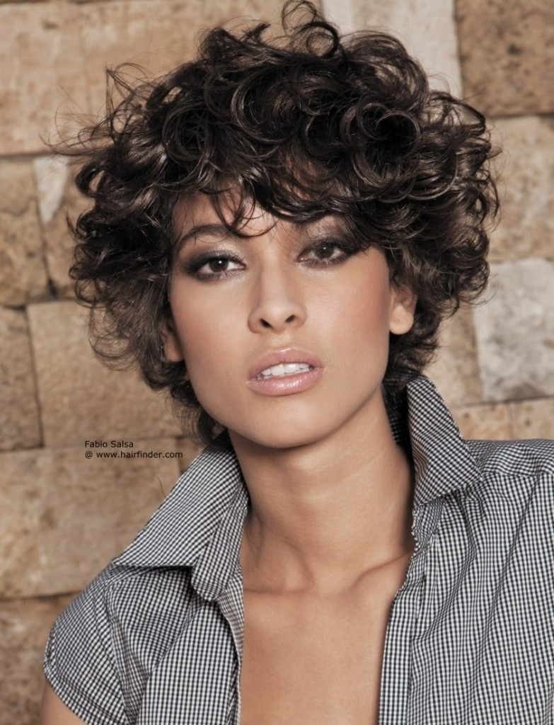 Most Current Short Black Pixie Hairstyles For Curly Hair Intended For Pixie Haircut For Curly Hair Pixie Cuts For Women With Curly Hair (View 7 of 20)