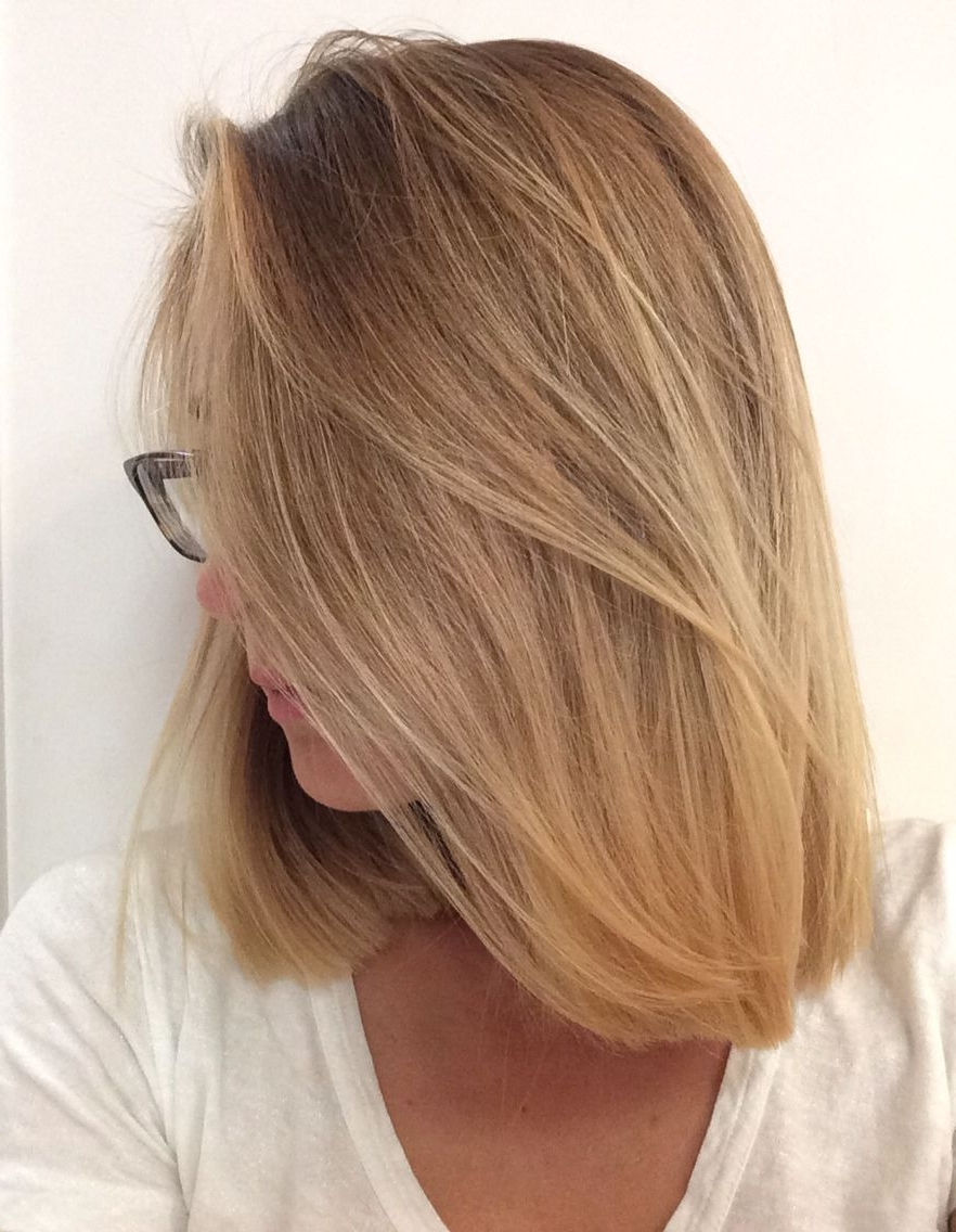 Most Popular Butterscotch Blonde Hairstyles Regarding 25 Best Colors For Short Haircuts – Let Your Hair Color Speak For (View 12 of 20)