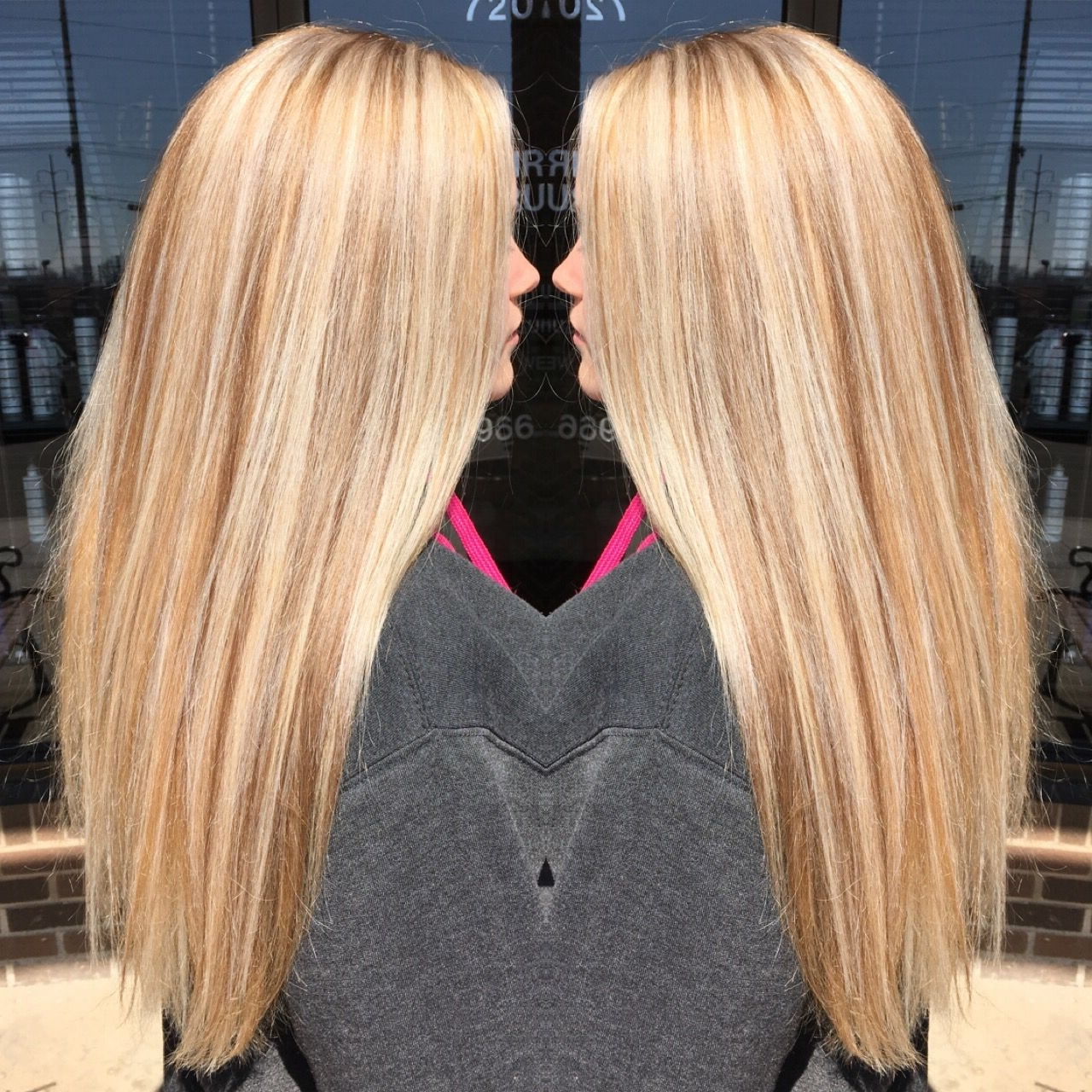 Most Popular Golden And Platinum Blonde Hairstyles With Regard To Golden Blonde Base With Platinum Highlights And Neutral Lowlights (View 10 of 20)