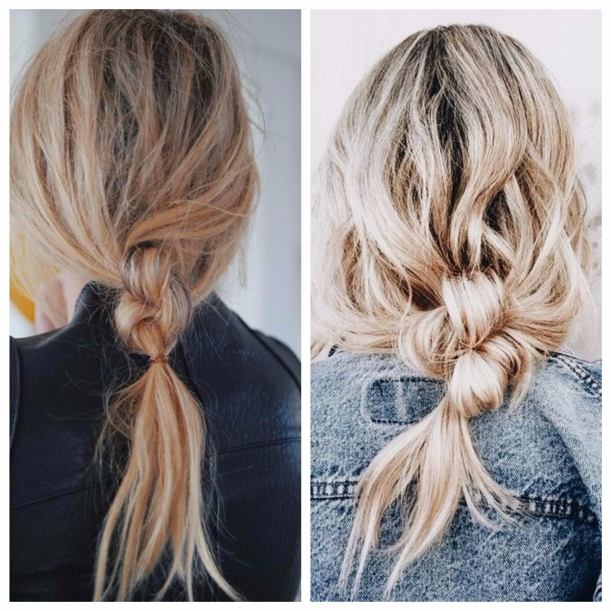 Most Popular Loose Messy Ponytail Hairstyles For Dyed Hair In Loose Braid Hairstyle Ideas – Hair World Magazine (View 17 of 20)