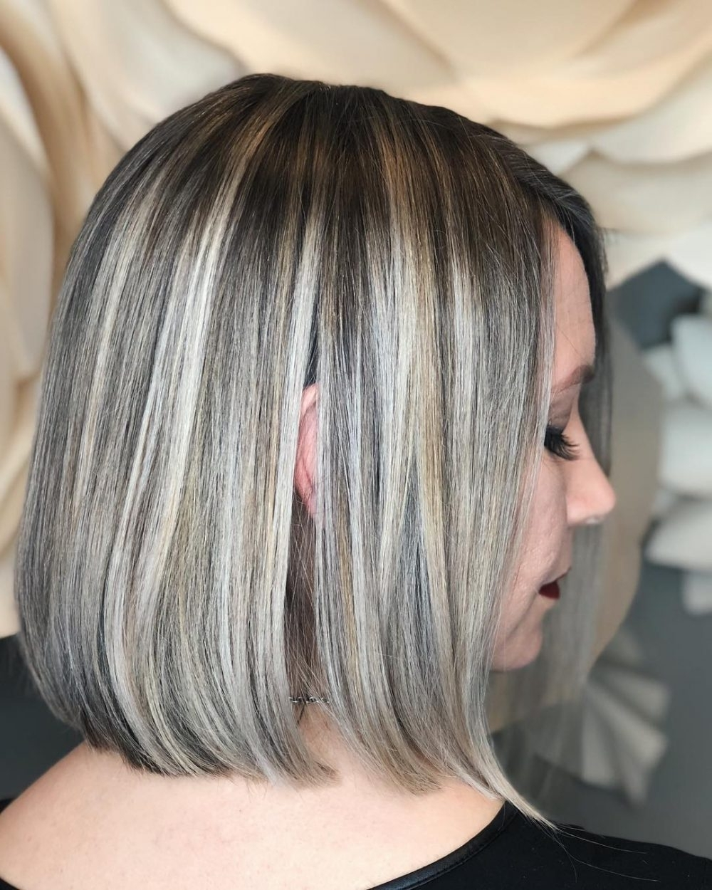 Most Recent Blonde Hairstyles With Platinum Babylights Intended For 24 Greatest Brown Hair With Blonde Highlights For  (View 11 of 20)