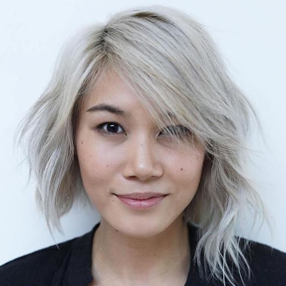 Most Recent Choppy Gray Pixie Hairstyles Intended For Overwhelming Short Choppy Haircuts For 2018 2019 (bob+pixie Hair (View 11 of 20)