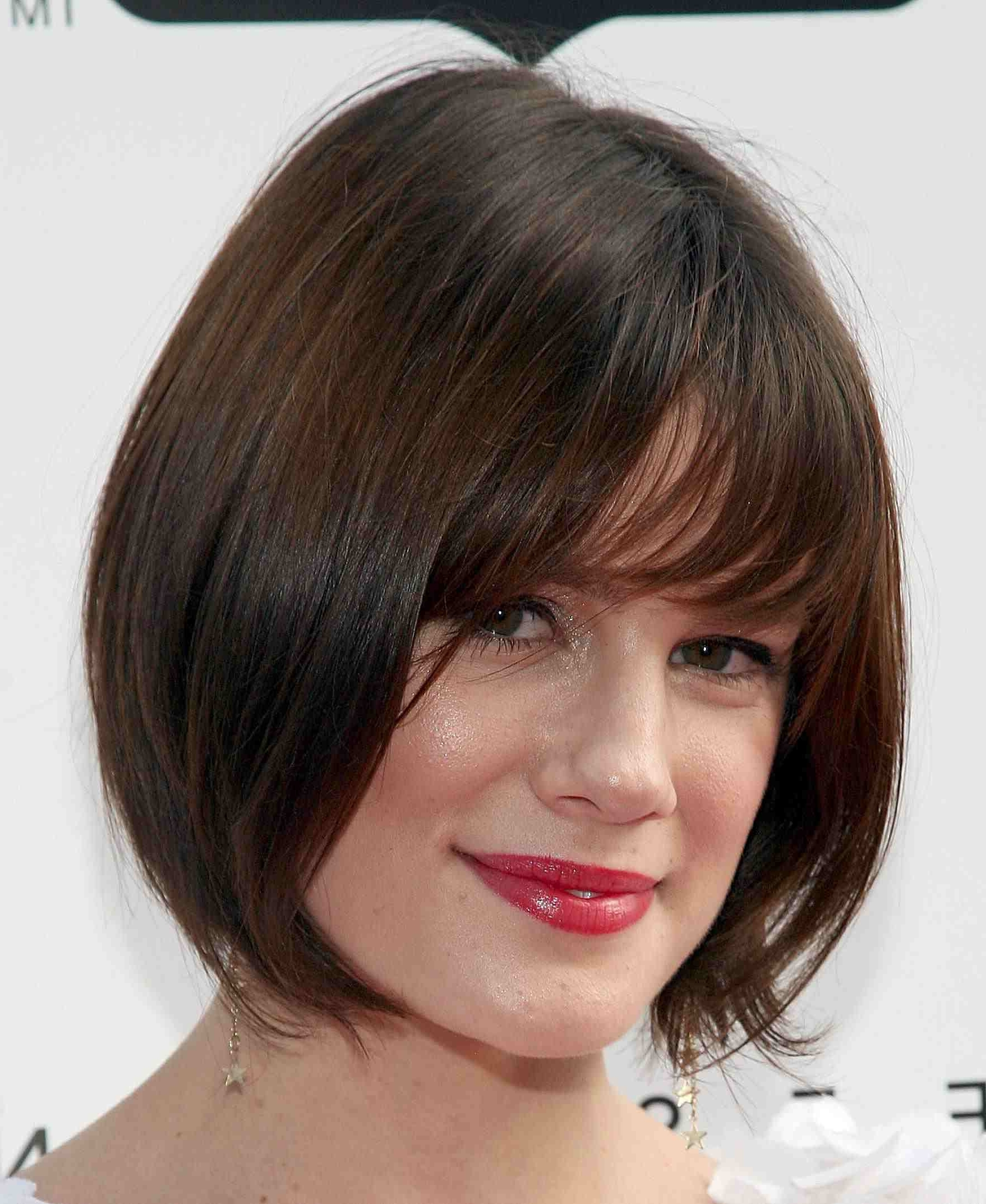 Most Recent Reddish Brown Layered Pixie Bob Hairstyles In From Pixies To Shags: 18 Great Cuts For Short, Brown Hair (View 16 of 20)