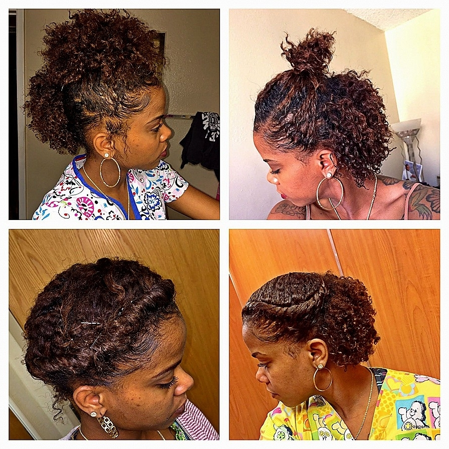Most Recent Short Black Pixie Hairstyles For Curly Hair With Curly Hairstyles: Unique Short Black Curly Hairstyles (View 11 of 20)