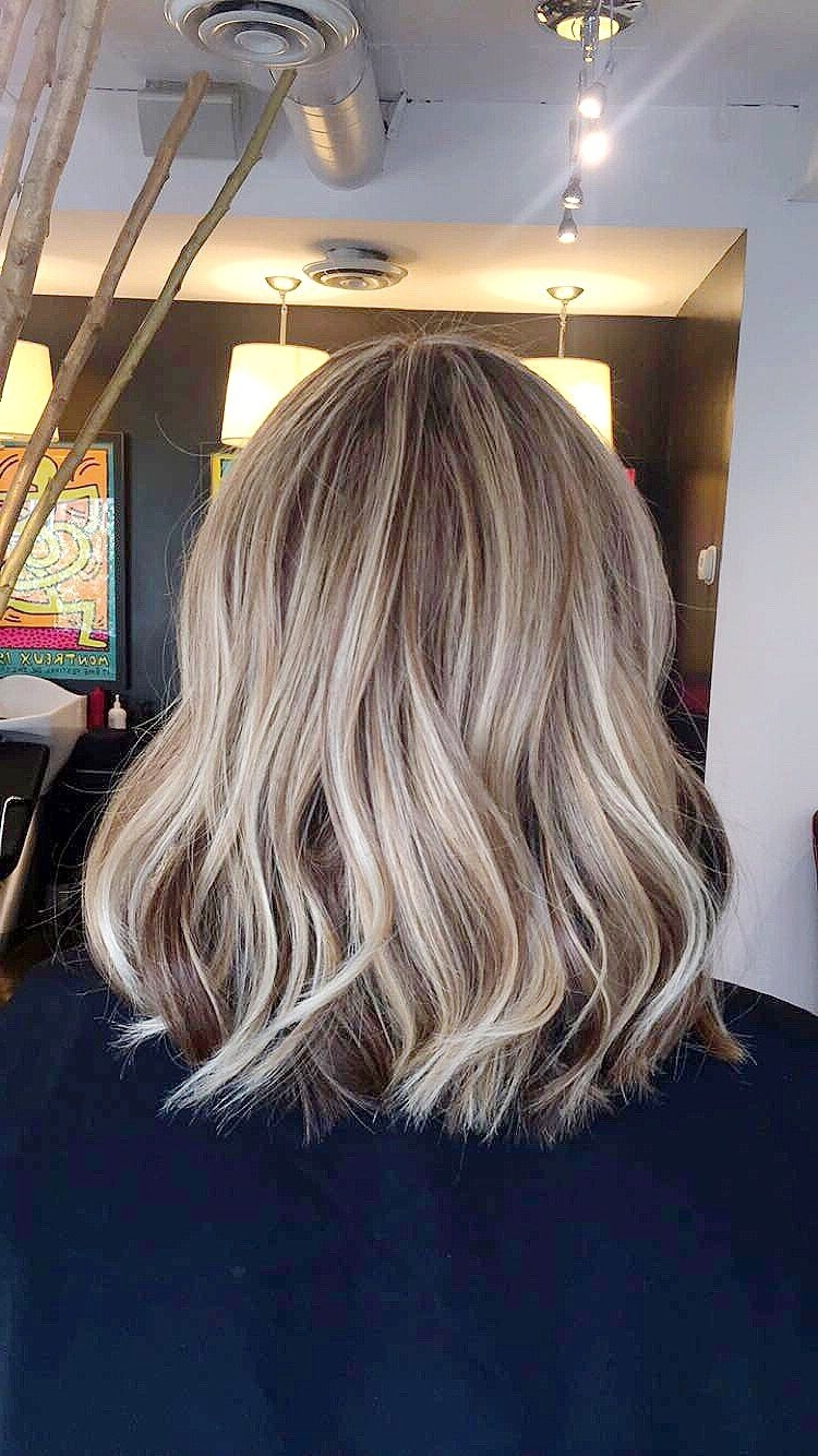 Most Recent Soft Ash Blonde Lob Hairstyles Intended For Lob Light Blonde Ash Blonde Soft Buttery Blonde Highlights Hair (View 12 of 20)