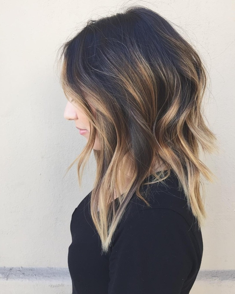 Most Recently Released Balayage Pixie Hairstyles With Tiered Layers Within Balayage Layered Hair (View 13 of 20)