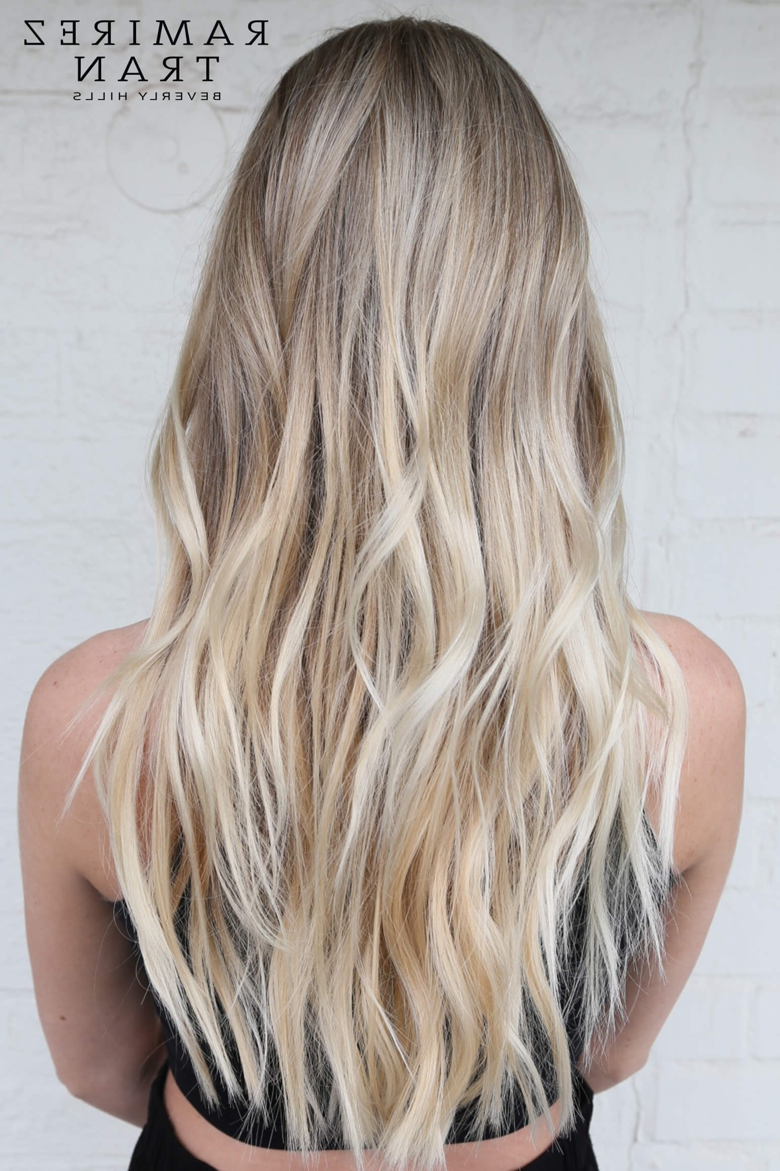 Most Recently Released Classic Blonde Balayage Hairstyles Regarding 50 Bombshell Blonde Balayage Hairstyles That Are Cute And Easy For (View 15 of 20)