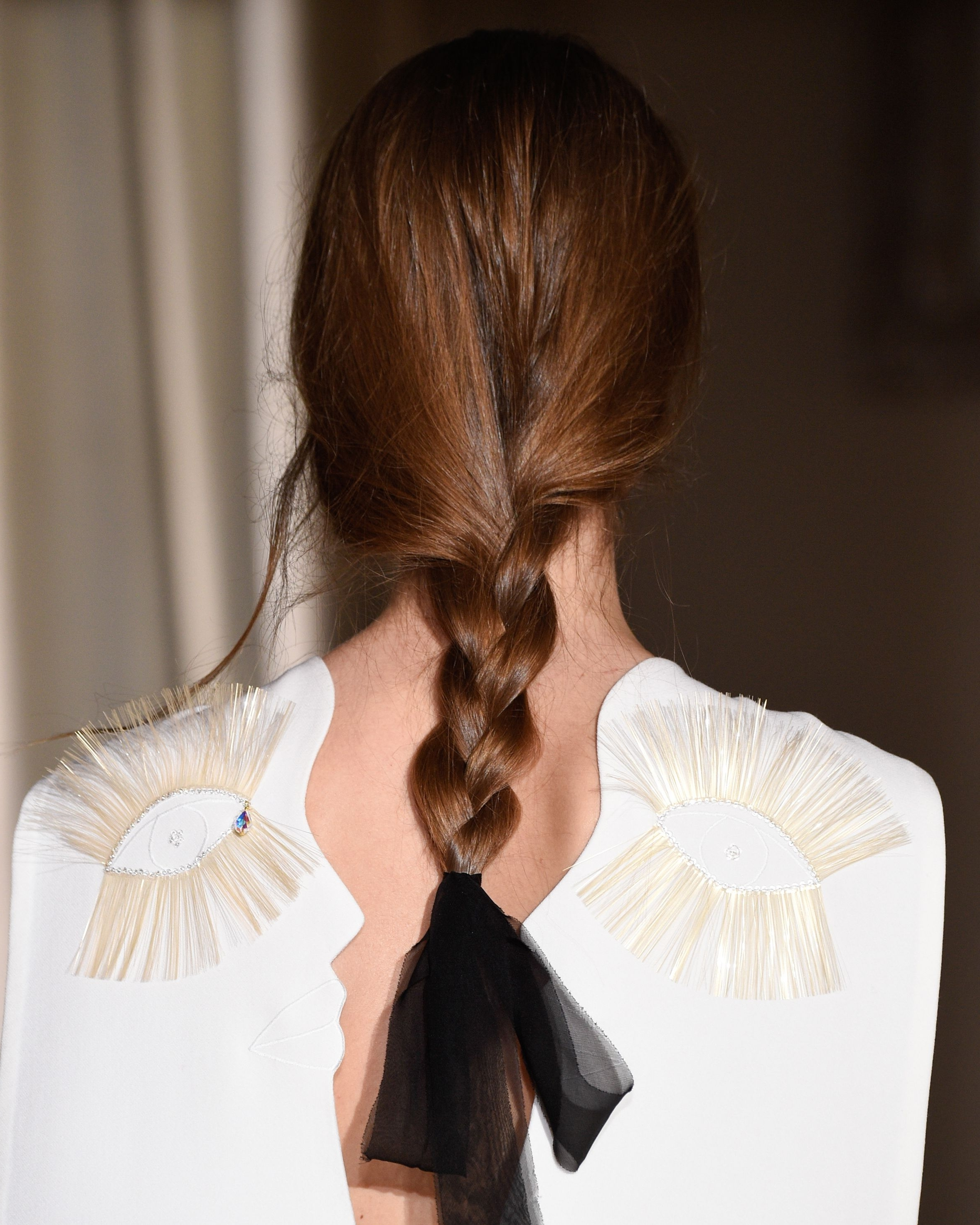 Most Recently Released Classic Bridesmaid Ponytail Hairstyles Within Wedding Hair Inspiration – Wedding Hairstyles For Brides & Bridesmaids (View 14 of 20)
