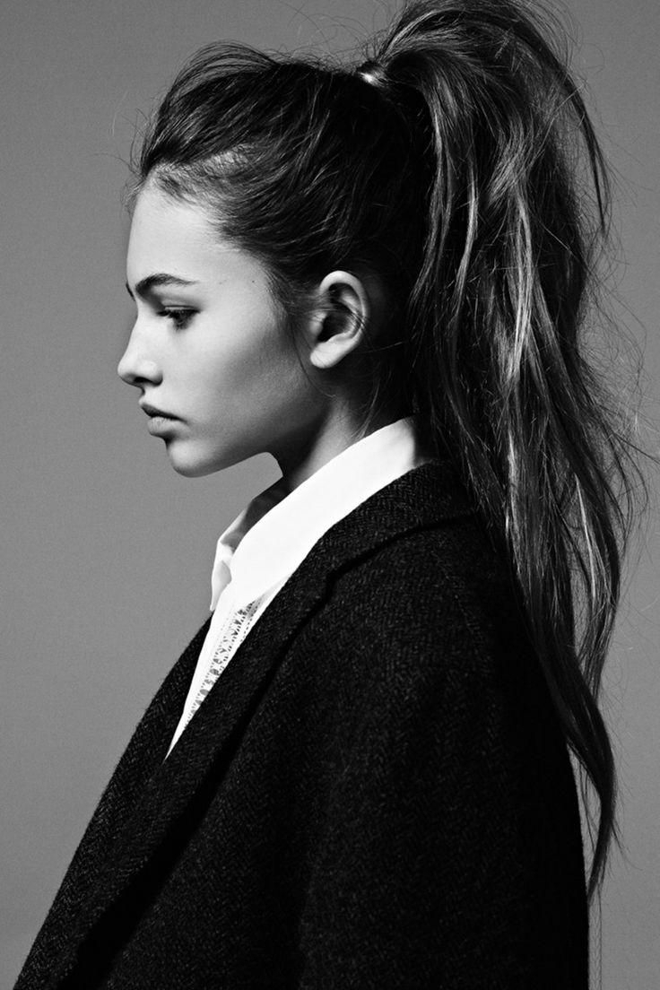 Most Recently Released High Messy Pony Hairstyles With Long Bangs Intended For Pretty & Casual Messy Ponytails (View 17 of 20)