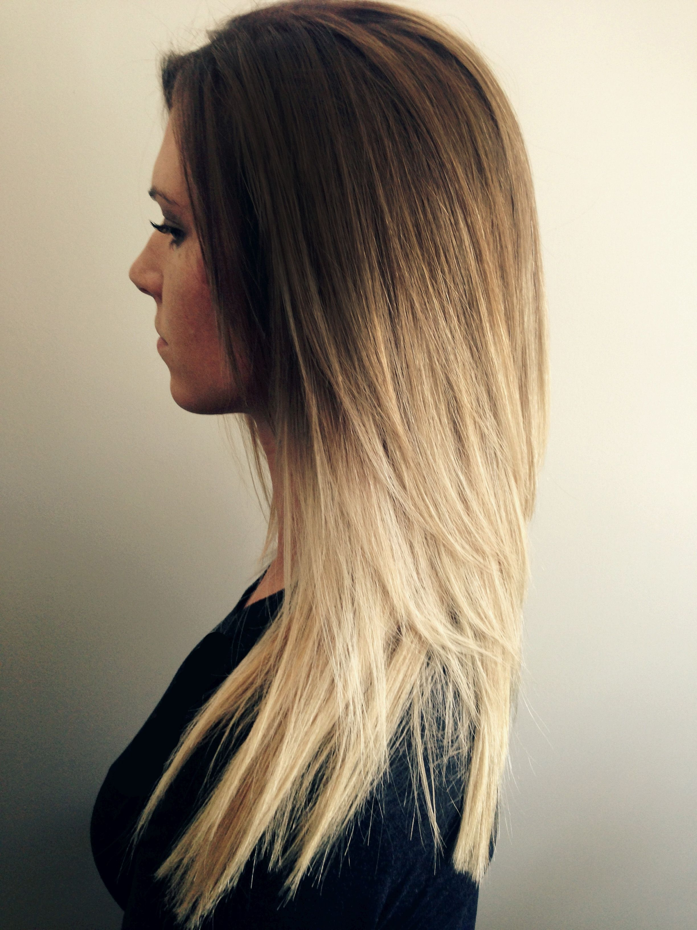 Most Recently Released Layered Bright And Beautiful Locks Blonde Hairstyles Regarding Gorgeous Low Maintenance Hair Color (View 2 of 20)