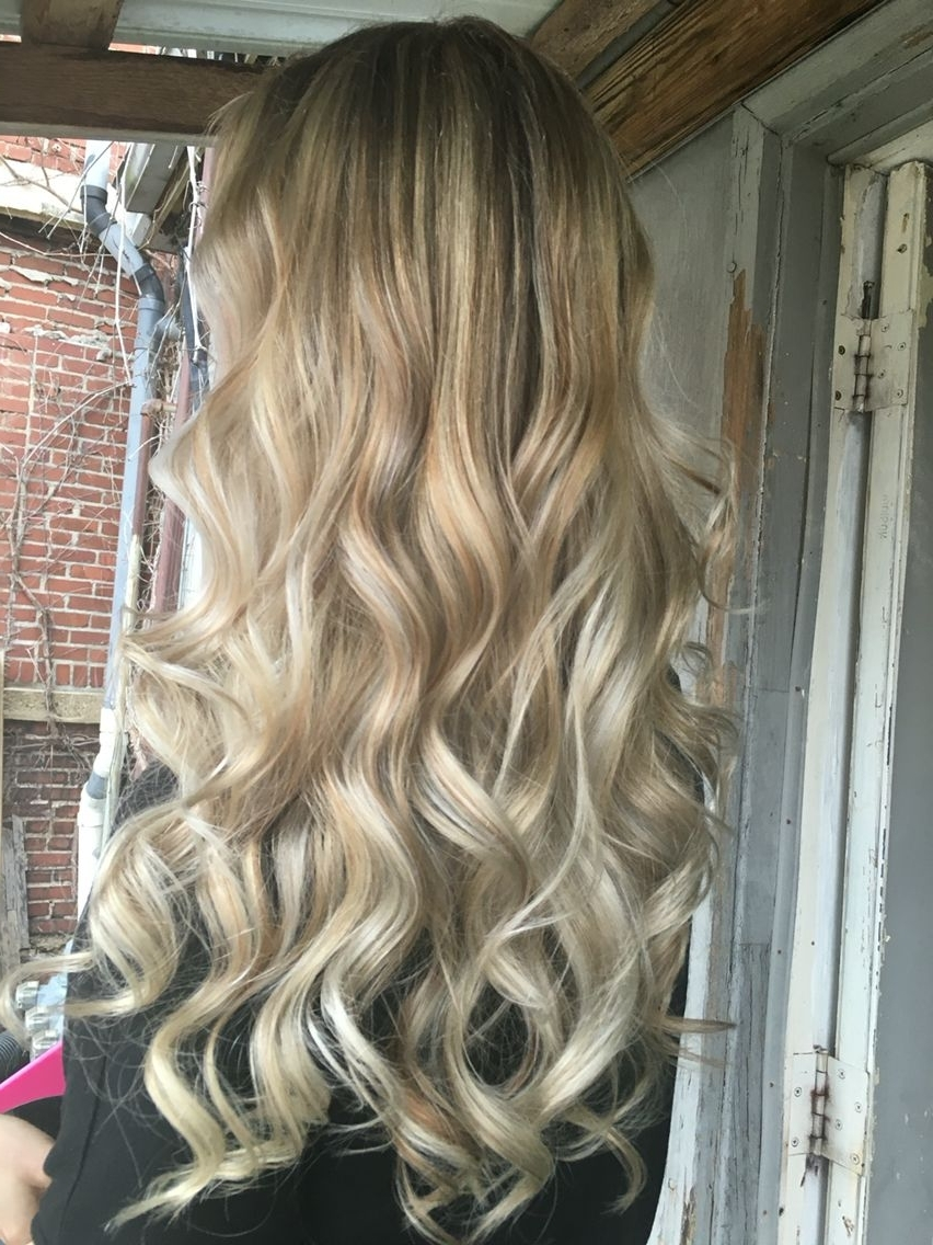 Most Recently Released Pearl Blonde Highlights For Soft Pearl Blonde Highlights — Cool Tone Blondes –kenra Silver (View 10 of 20)
