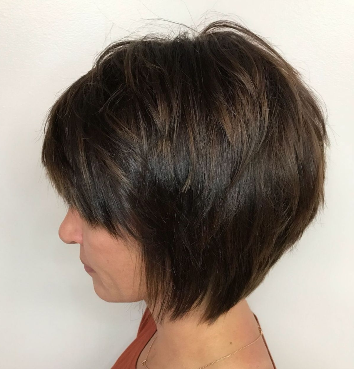 Most Recently Released Piece Y Pixie Haircuts With Subtle Balayage Regarding 60 Classy Short Haircuts And Hairstyles For Thick Hair (Gallery 13 of 20)
