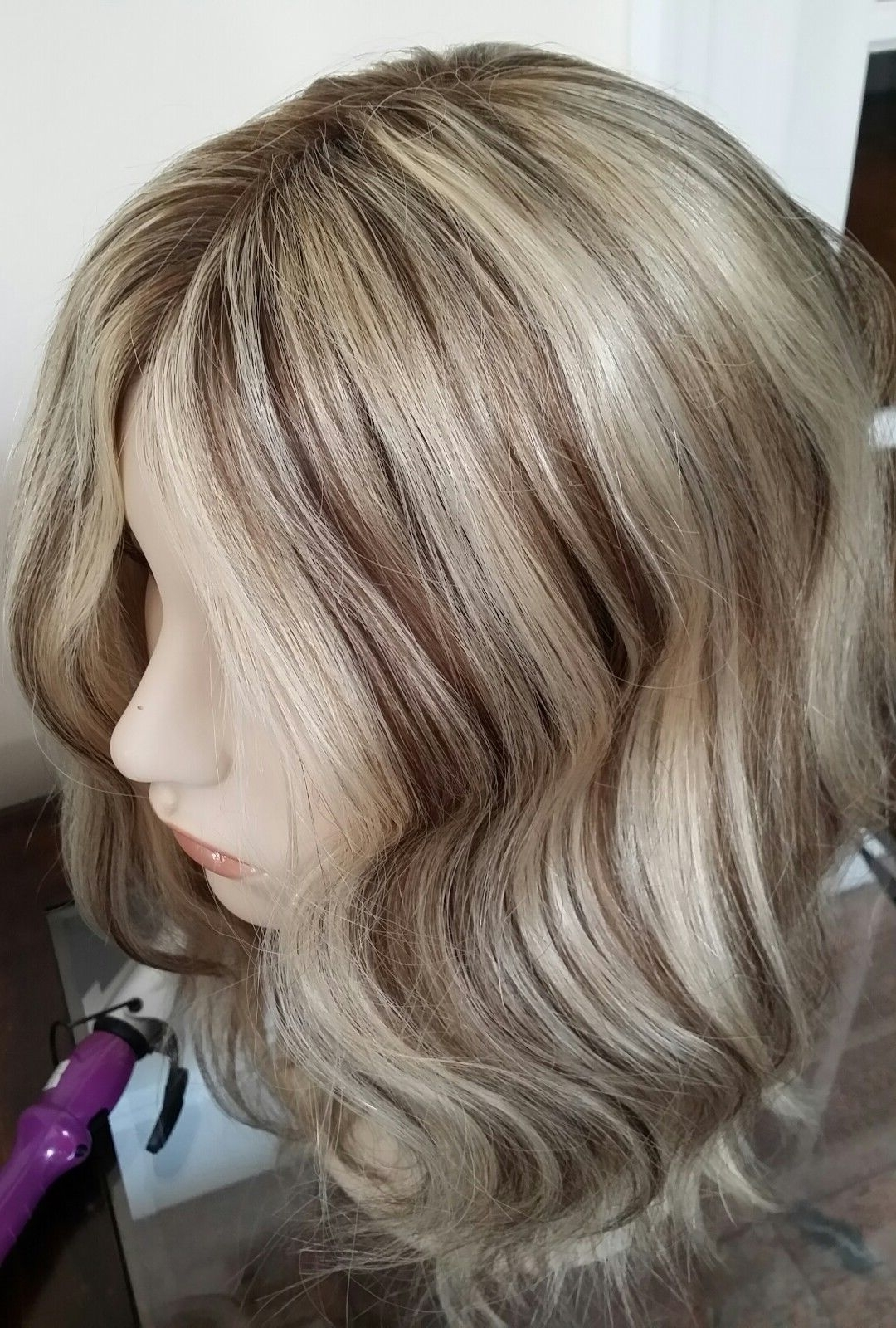 Most Up To Date Bodacious Blonde Waves Blonde Hairstyles For Mixed Blonde Color,with Lowlights Hair Topper,how To Deal With Hair (View 4 of 20)