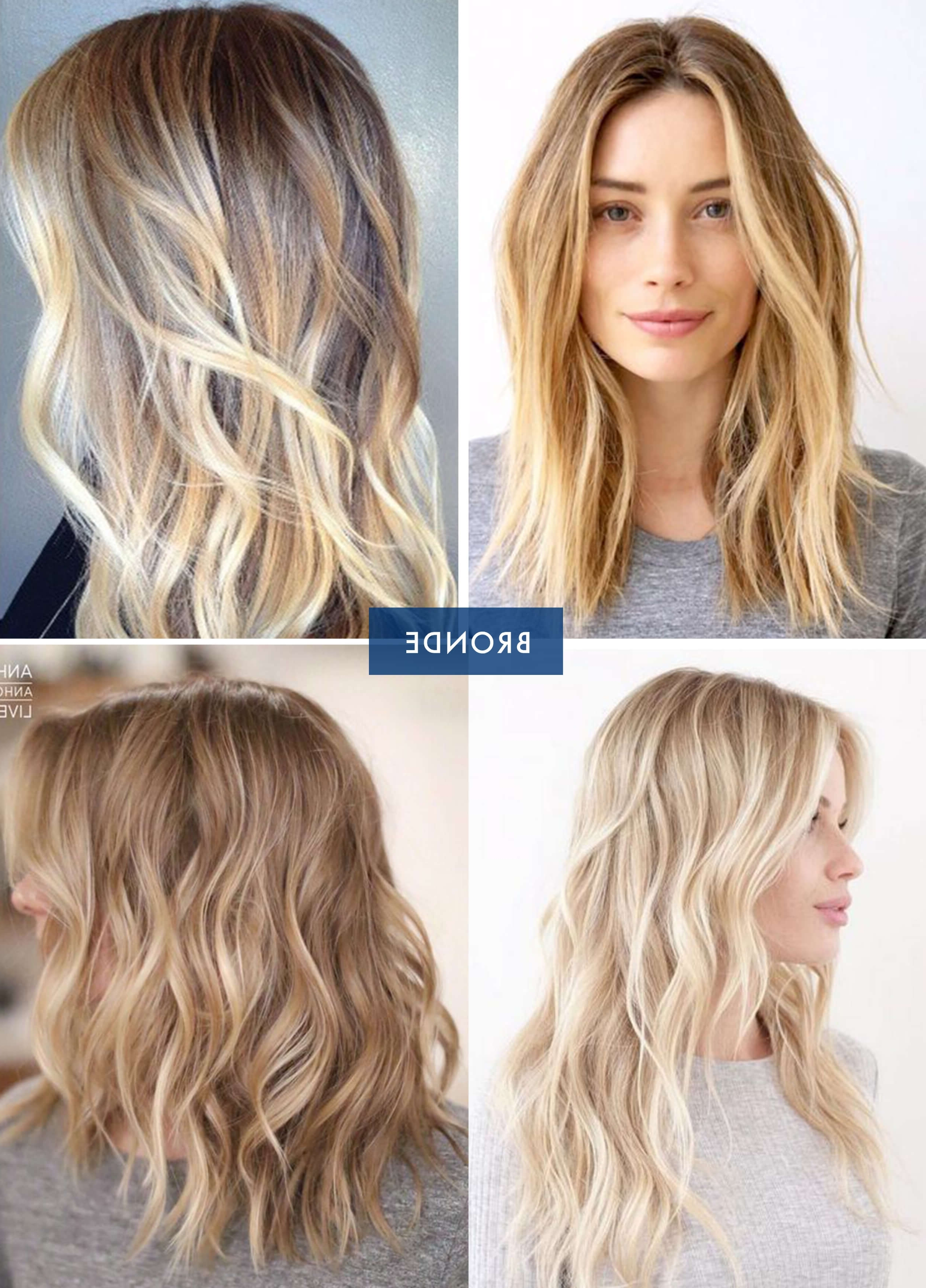 Most Up To Date Bronde Beach Waves Blonde Hairstyles Intended For My New Cut And Color. Help (View 14 of 20)