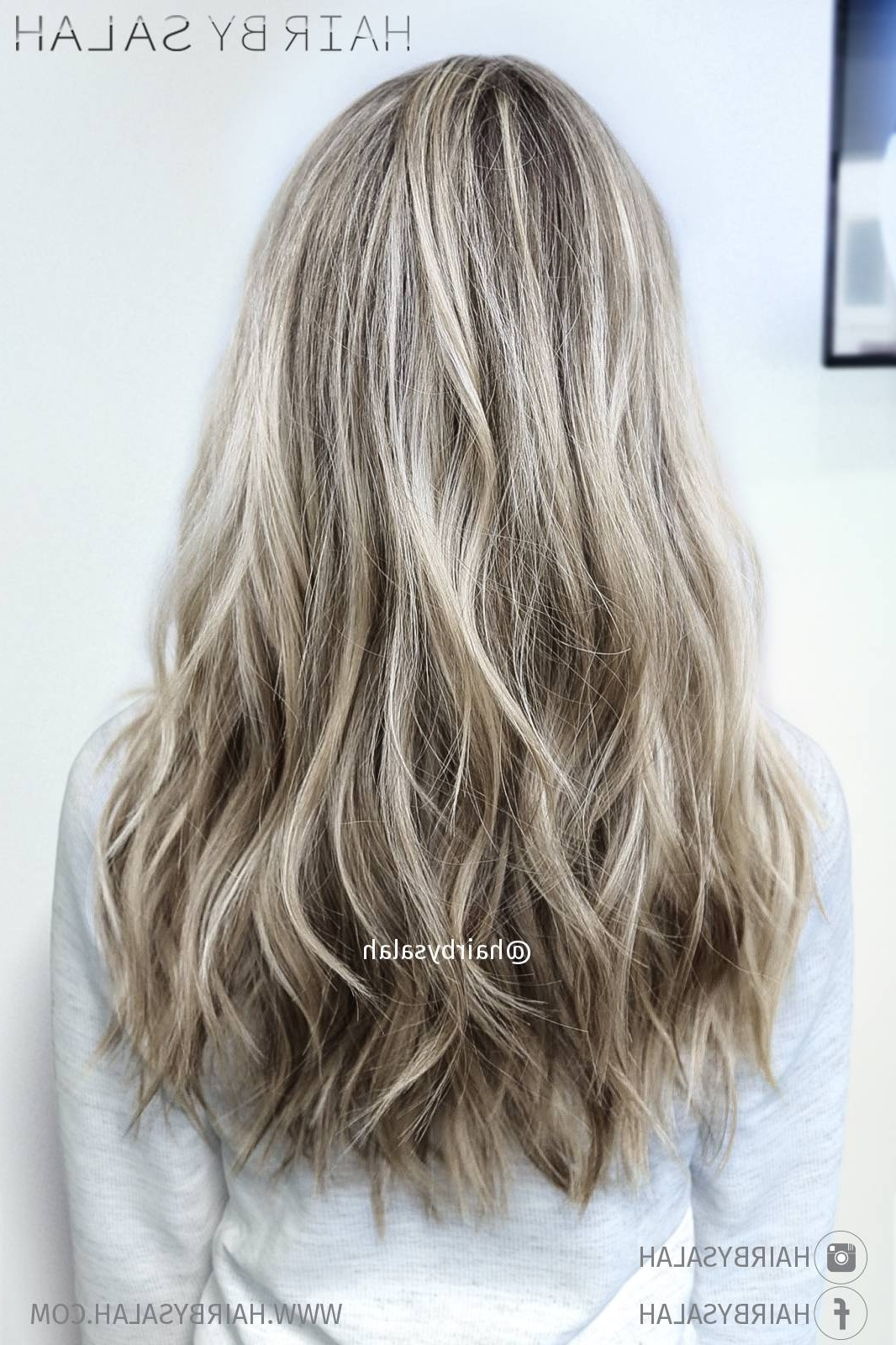 Most Up To Date Classic Blonde Balayage Hairstyles Pertaining To Classic Balayage – Hairsalah (View 16 of 20)