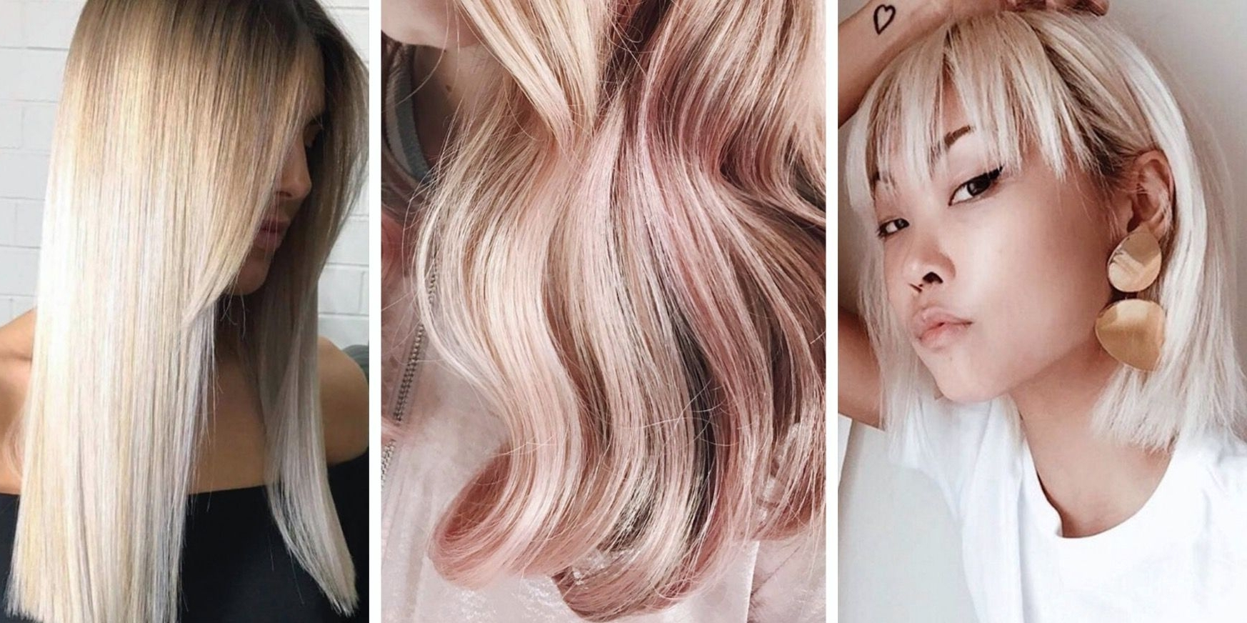 Most Up To Date Creamy Blonde Fade Hairstyles Regarding 17 Blonde Hair Trends That'll Convince You To Go Light This Summer (View 12 of 20)