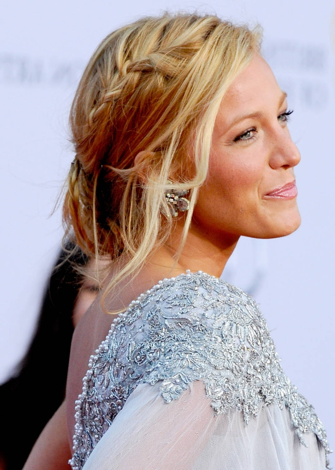 Most Up To Date Lively And Lovely Low Ponytail Hairstyles Throughout Blake Lively's Best Hairstyles – Hair World Magazine (View 11 of 20)