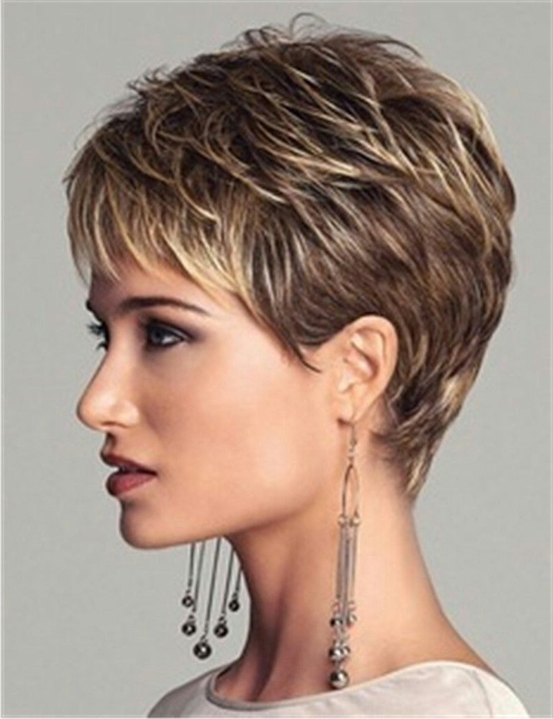 Most Up To Date Tapered Pixie Hairstyles With Maximum Volume Pertaining To 30 Superb Short Hairstyles For Women Over  (View 13 of 20)