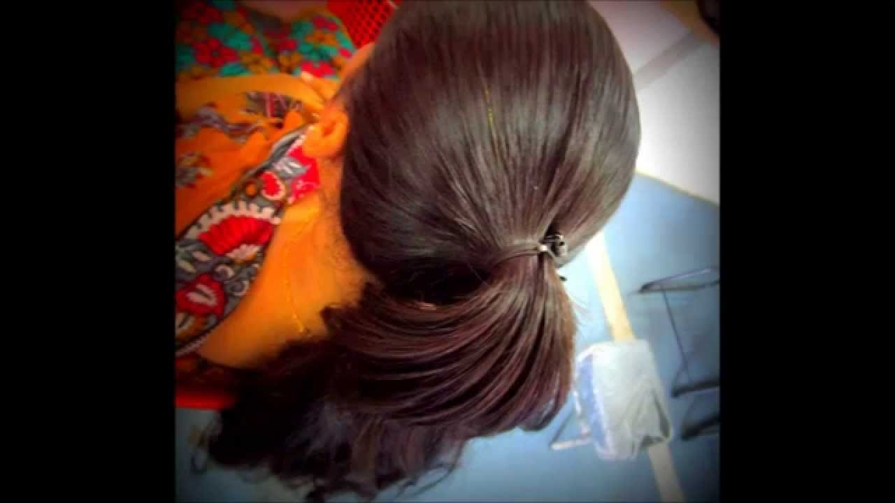 Most Up To Date Tight And Sleek Ponytail Hairstyles Regarding Tight Sleek Ponytail – Youtube (View 15 of 20)