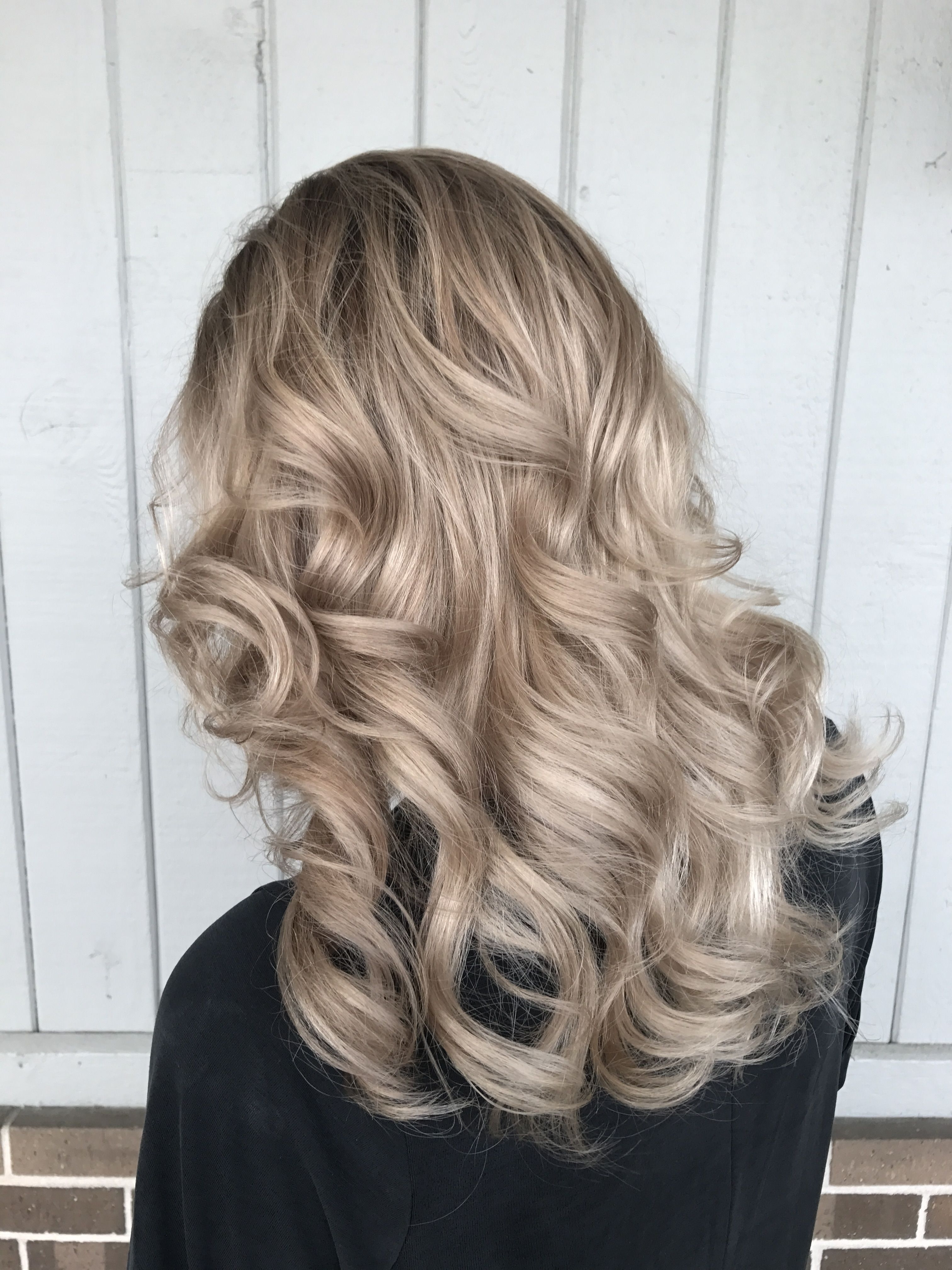 Newest Beige Balayage For Light Brown Hair In Champagne Beige Blonde Balayage Balayage Pinterest Beige Including (View 13 of 20)