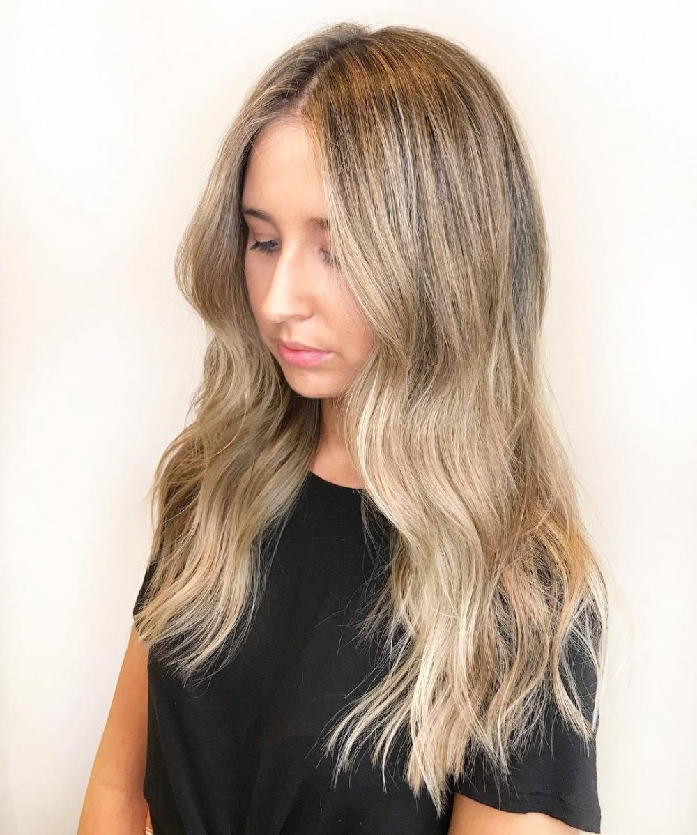 Newest Dirty Blonde Hairstyles In 30 Top Long Blonde Hair Ideas – Bombshell Alert! (View 14 of 20)