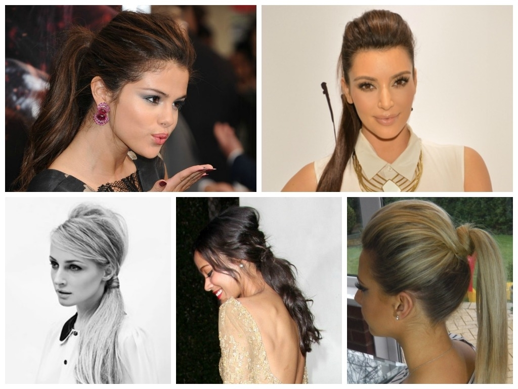 Newest High Voluminous Ponytail Hairstyles Inside The Best Summer Hairstyles For Long Hair – Hair World Magazine (View 14 of 20)
