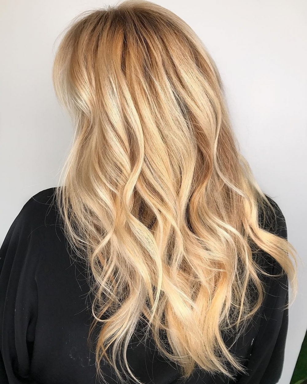 Newest No Fuss Dirty Blonde Hairstyles Throughout 30 Top Long Blonde Hair Ideas – Bombshell Alert! (View 16 of 20)