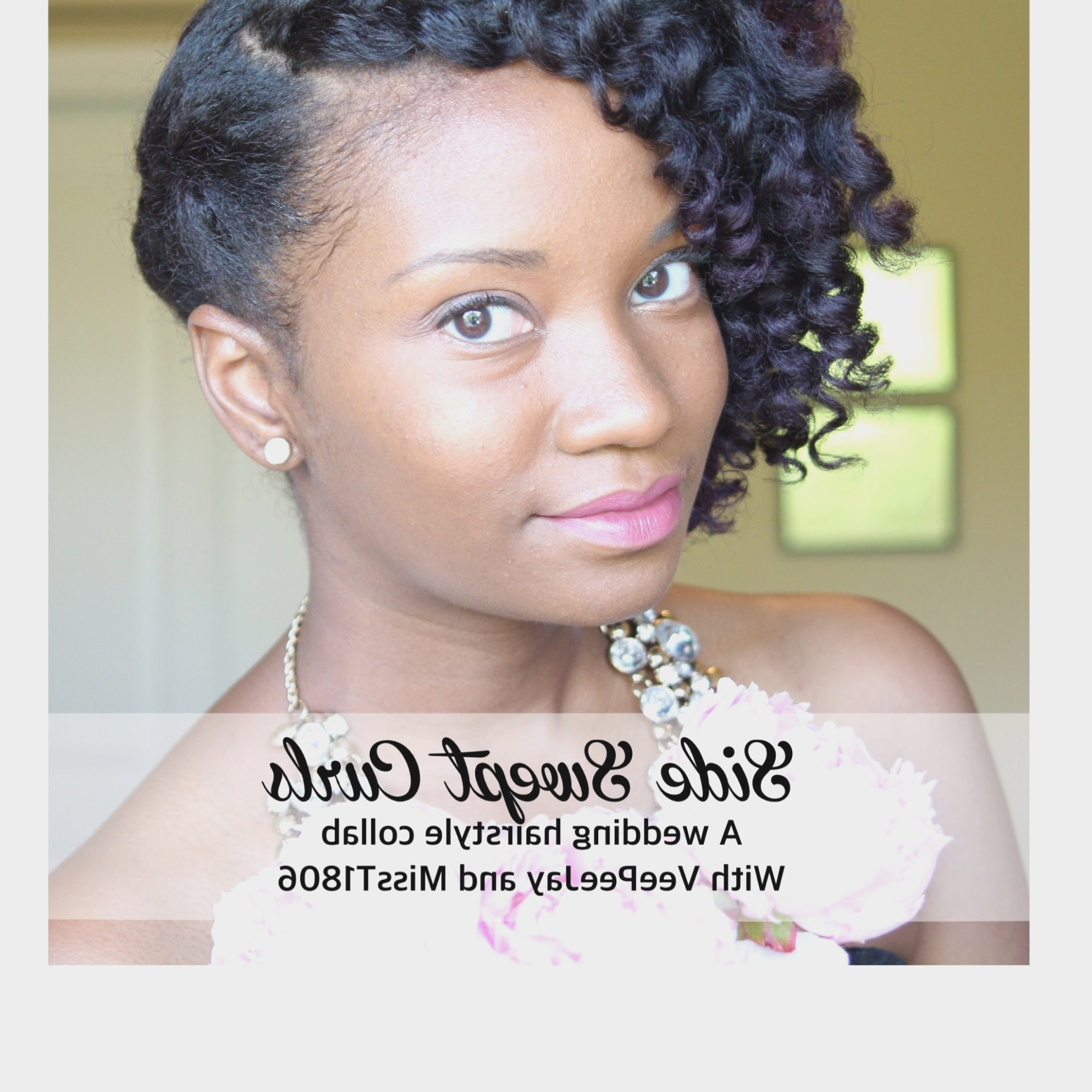 Newest Side Swept Curly Ponytail Hairstyles Inside What Will Side Hairstyles For (View 11 of 20)
