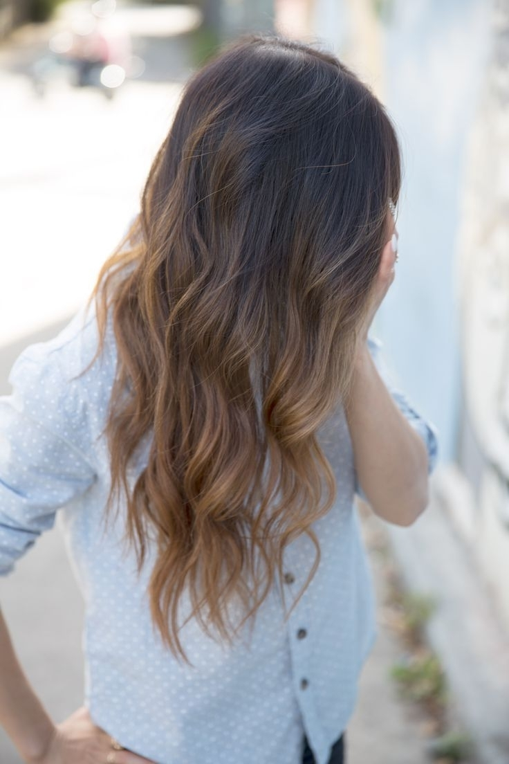 Ombre Hair (View 16 of 20)