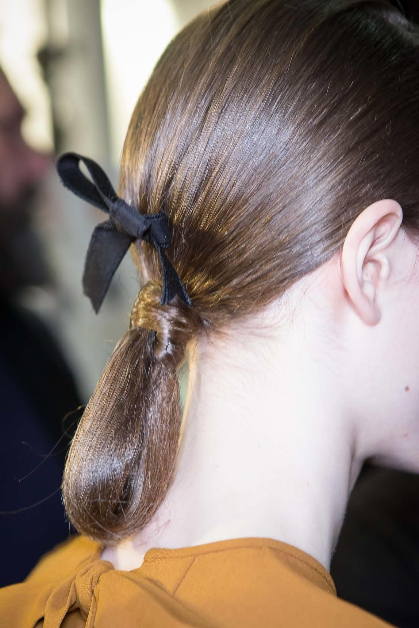 Party Hairstyles For Medium Hair: 5 Looks For 5 Occasions Throughout Most Current Black Ponytail Hairstyles With A Bouffant (View 17 of 20)