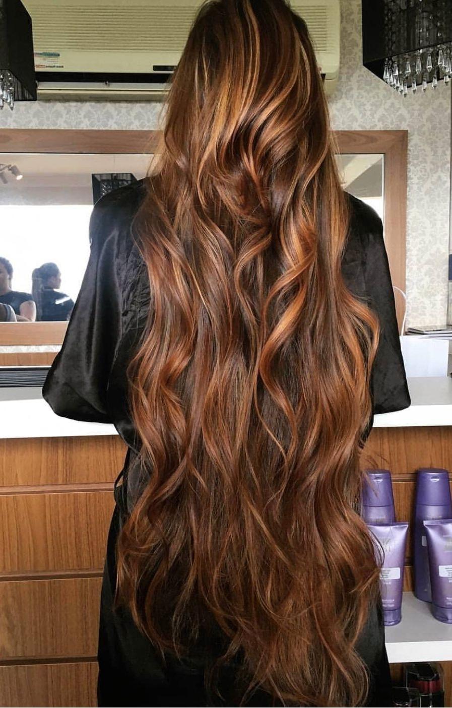 Pinithildis On ❤ Long Hair ❤ (View 18 of 20)