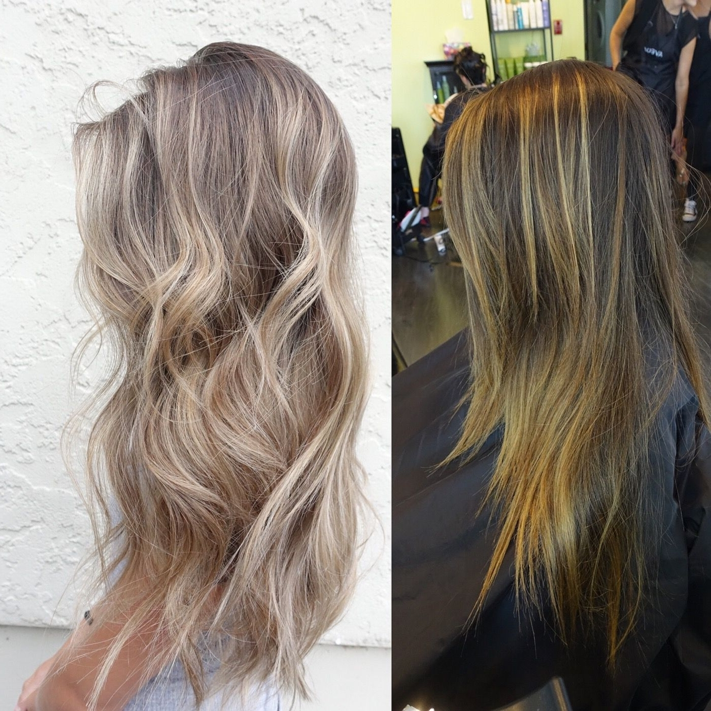 Pinte… Inside Most Recently Released Beige Balayage For Light Brown Hair (View 14 of 20)