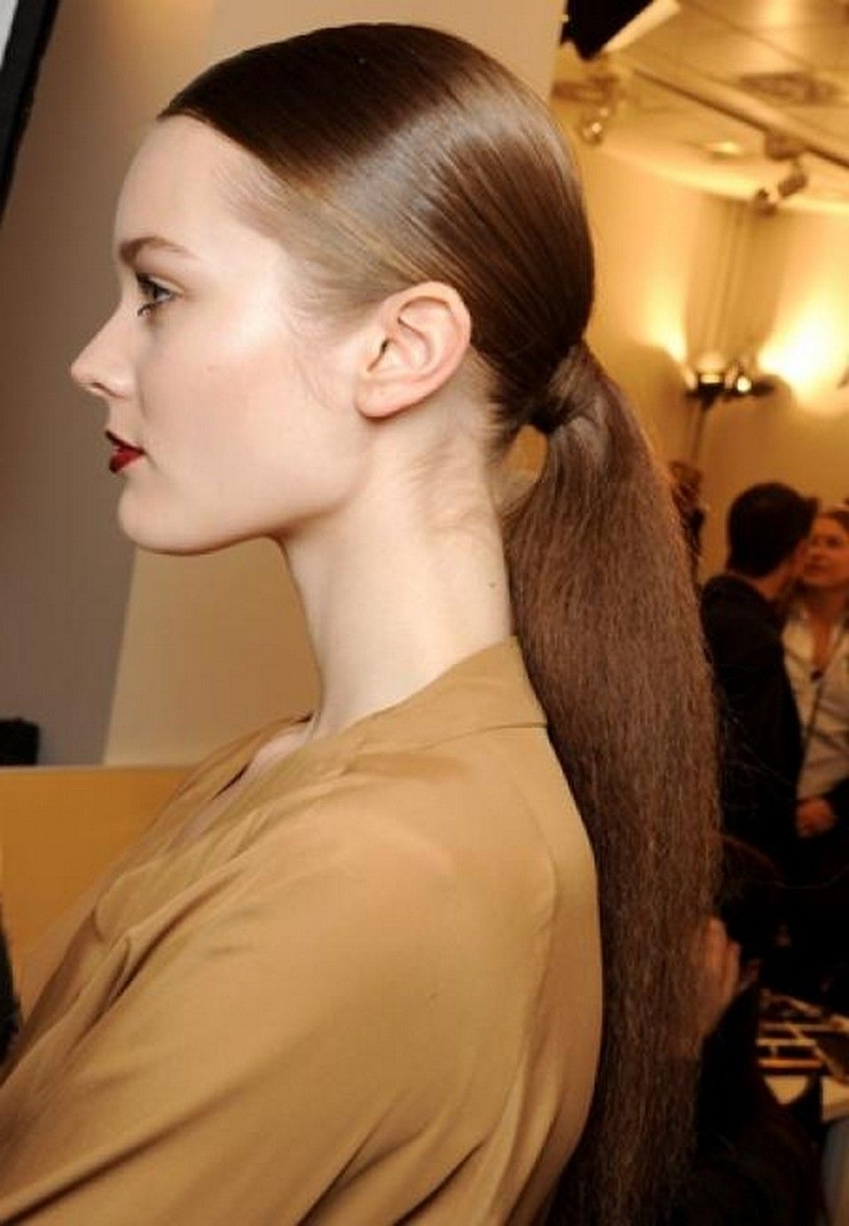 Featured Photo of Futuristic And Flirty Ponytail Hairstyles