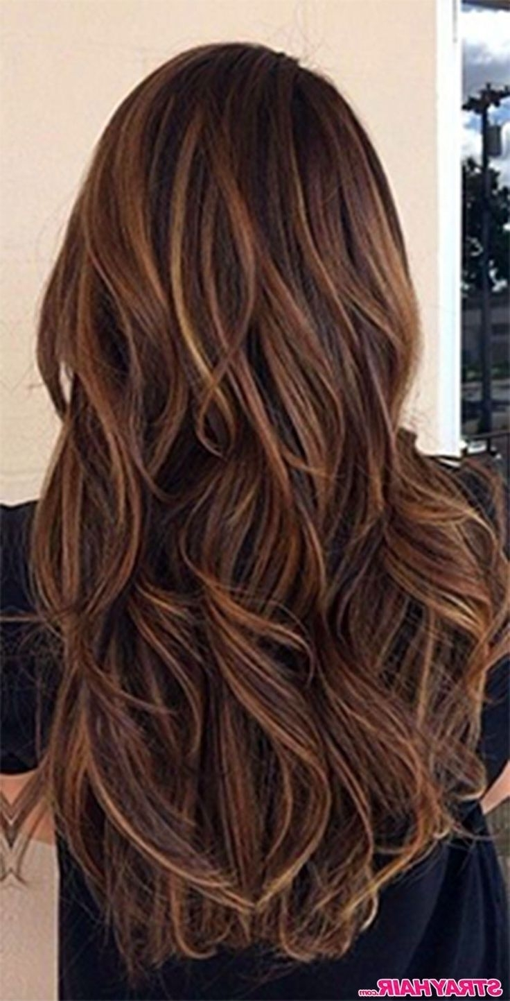Featured Photo of Maple Bronde Hairstyles With Highlights