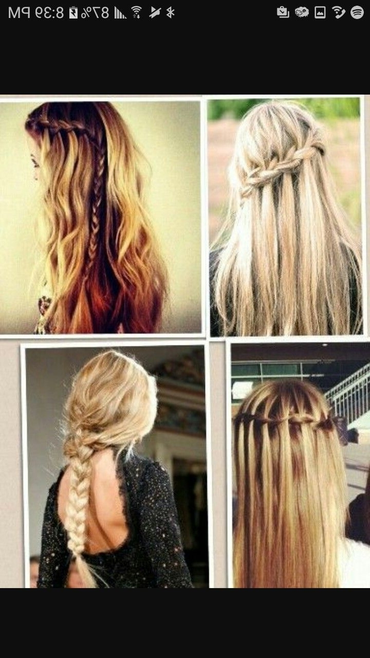 Pinterest Pertaining To Most Current A Layered Array Of Braids Hairstyles (View 15 of 20)