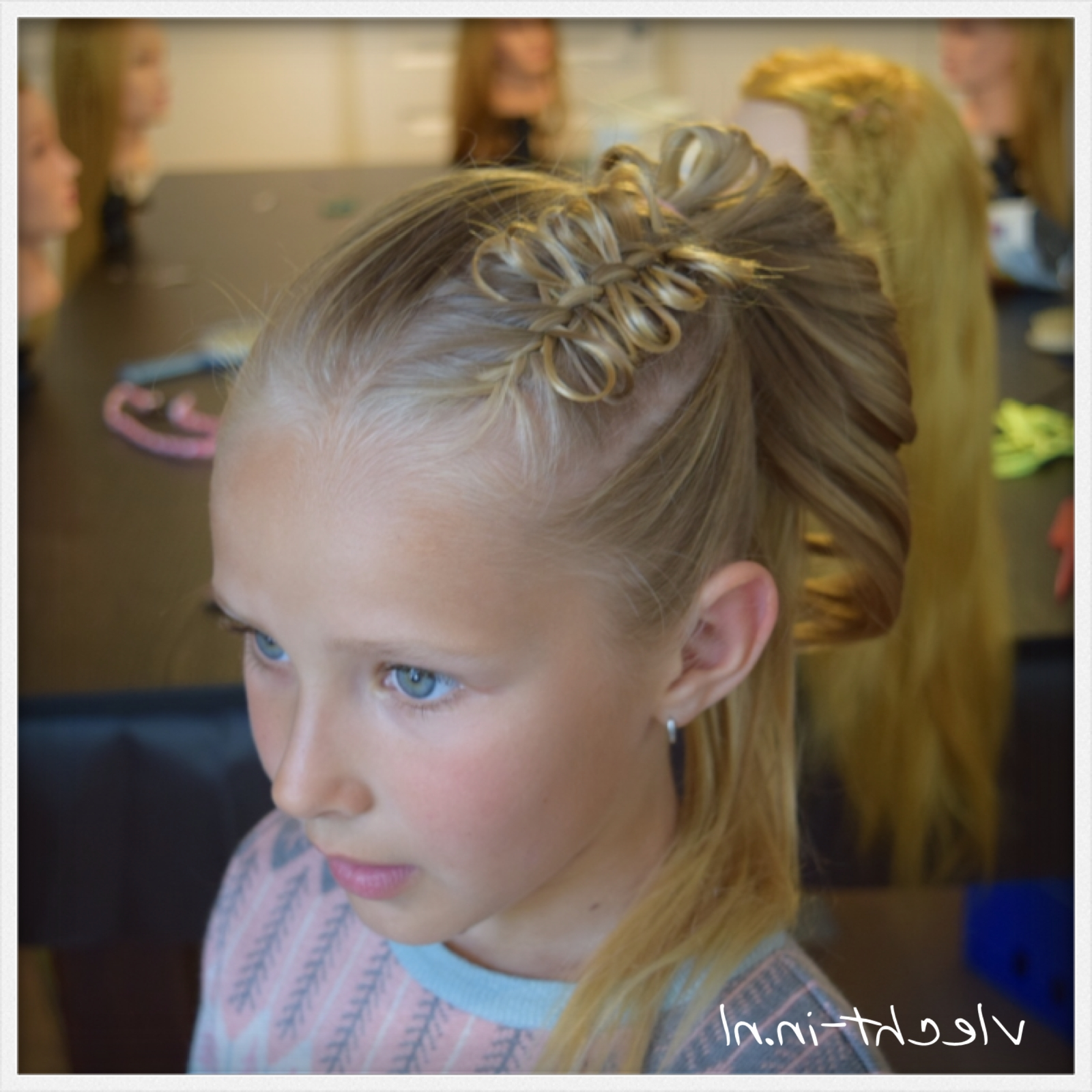 Pinterest With Favorite Bow Braid Ponytail Hairstyles (View 15 of 20)