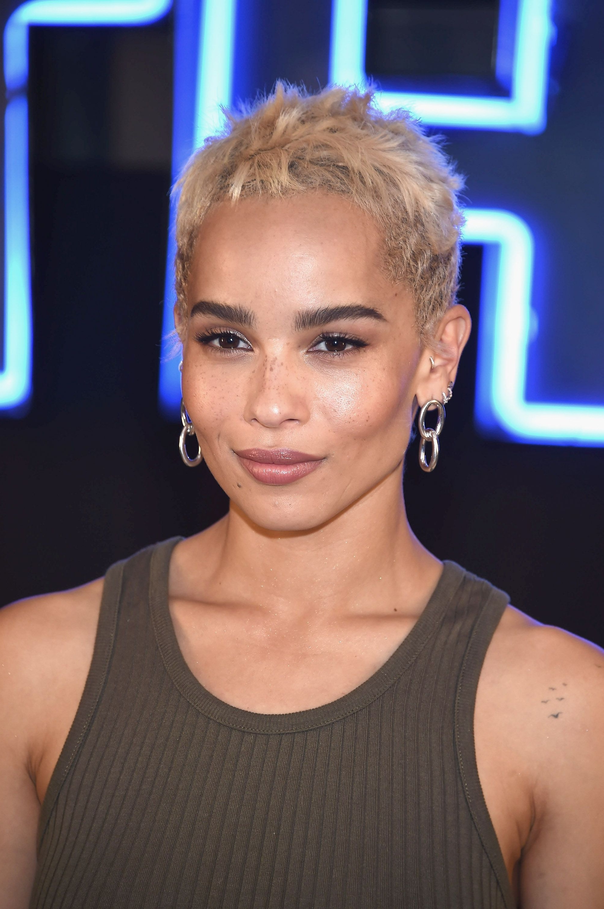 Pixie Cuts For 2018 – 34 Celebrity Hairstyle Ideas For Women Within Current Choppy Pixie Fade Hairstyles (View 13 of 20)