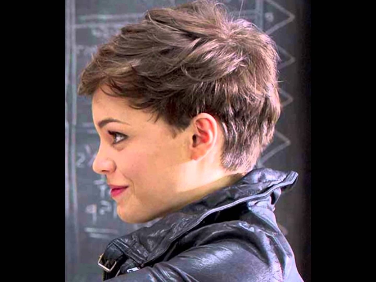 Pixie Haircut For Round Face – Youtube Pertaining To Famous Asymmetrical Long Pixie Hairstyles For Round Faces (View 15 of 20)