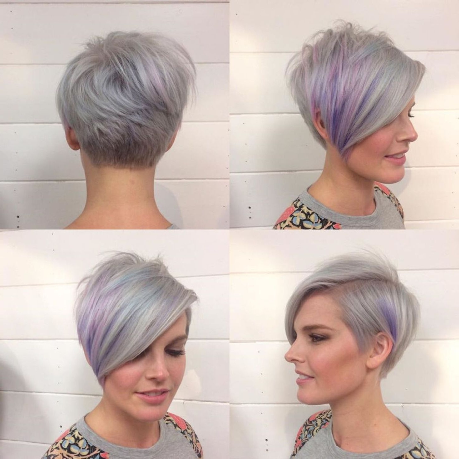 Featured Photo of Lavender Pixie Bob Hairstyles