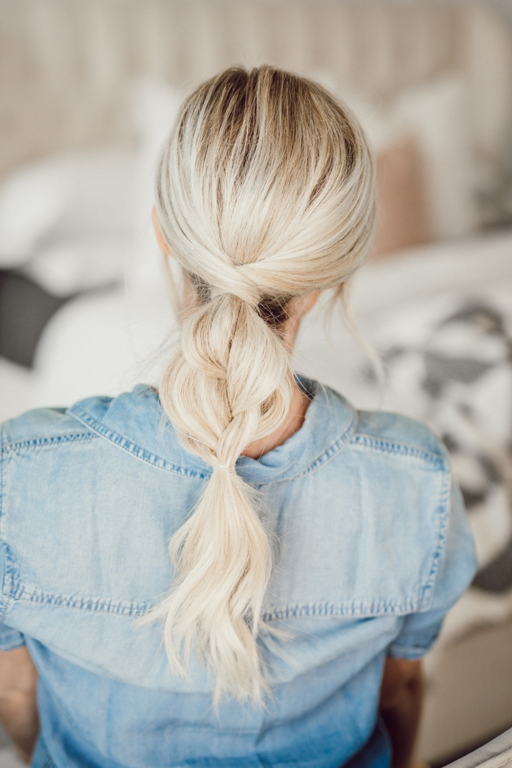 Ponytail Hairstyles For Spring And Summer!! Intended For Most Popular Low Twisted Flip In Ponytail Hairstyles (View 17 of 20)