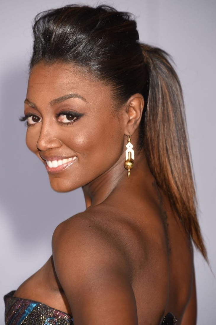 Ponytail Hairstyles With Bump Intended For 2017 Ponytail Hairstyles With Bump (View 15 of 20)