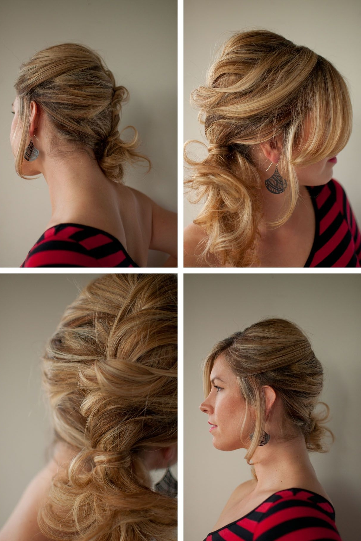 Ponytail Throughout Famous Side Ponytail Hairstyles With Braid (View 14 of 20)