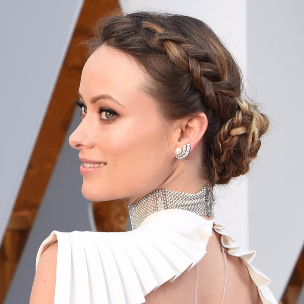 Popsugar Beauty Pertaining To Well Known Red Carpet Worthy Hairstyles (View 9 of 20)