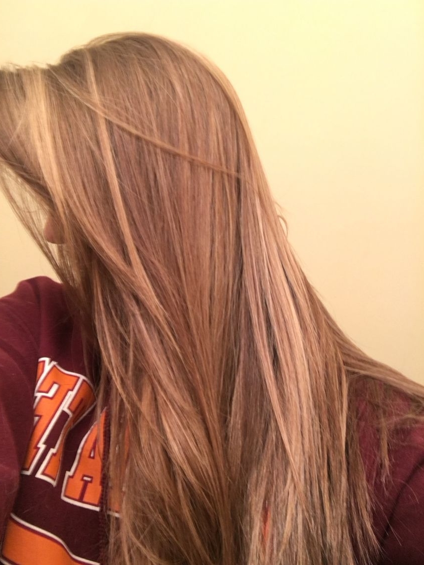 Popular Butterscotch Blonde Hairstyles In Marvelous Lovin My Butterscotch Dark Blonde Colored Hair U Pinteres (View 17 of 20)