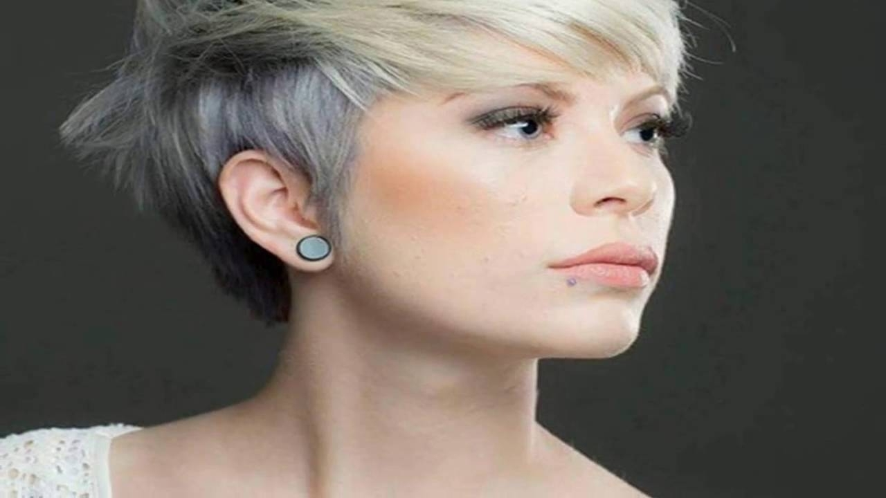 Popular Choppy Gray Pixie Hairstyles Throughout Edgy, Shaggy, Messy, Spiky, Choppy Pixie Cuts Hairstyles – Youtube (View 16 of 20)