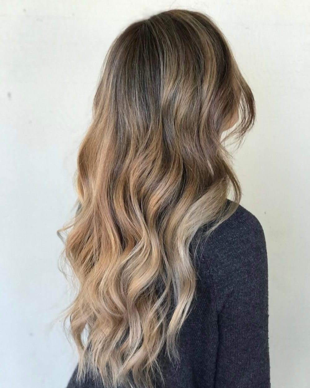 Popular Maple Bronde Hairstyles With Highlights Inside 34 Light Brown Hair Colors That Are Blowing Up In (View 17 of 20)